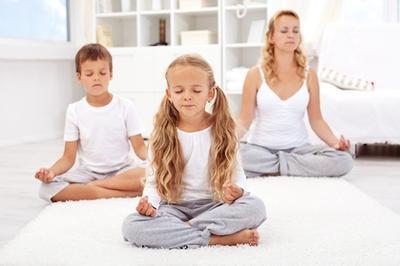 3. Latihan dan Yoga