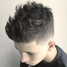 Spiky Hair for Boys