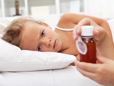 4) Berikan Obat Batuk