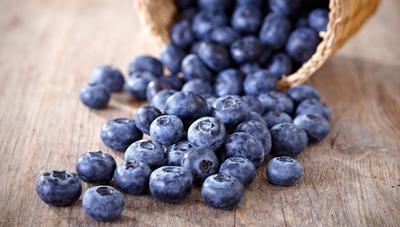 5. Blueberry, Artichoke, dan Tomat