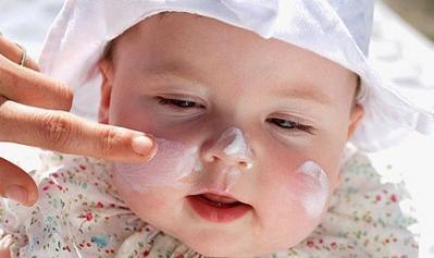 Penyebab Kulit Bayi Sensitif