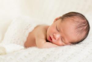 Rambut Bayi Sudah Gugur atau Rontok dalam Kandungan