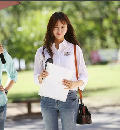 Fashion Style Remaja ala Kim So hyun dan Kim Yoo jung