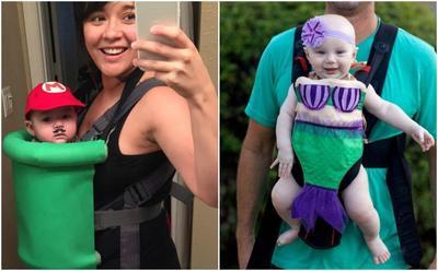 Menggemaskan! Ini 5 Gendongan Bayi Unik yang Bikin Mama dan Si Kecil Instagenic