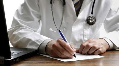 Melampirkan Kelakuan Baik dan Keterangan Dokter