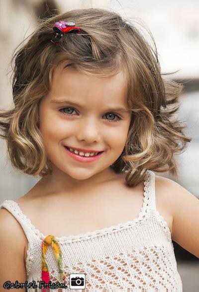 Duh Lucunya, Ini 5 Ide Gaya Rambut Pendek Anak Perempuan Usia 3-5 Tahun