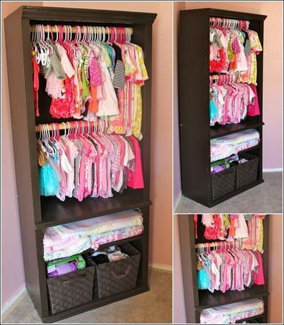 4 Tips Pintar Menyimpan Pakaian Bayi Agar Tetap Rapi dan Bersih