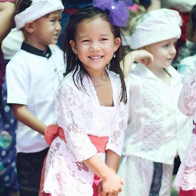 Style Kiyomi saat di Bali