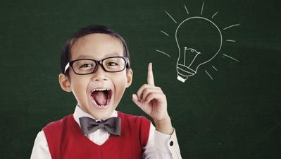 4. Intuisif dan Punya Ide-ide Unik