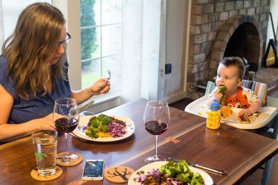 4. Makan Bersama