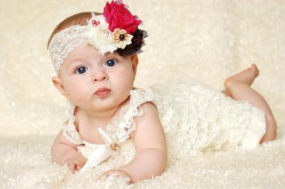 Cantik dan Imut! Ini Inspirasi Bando Unik untuk Bayi Baru Lahir