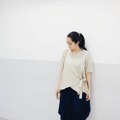 Inspirasi Fashion Saat Hamil Ala Ayudia Bing Slamet