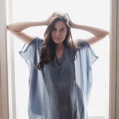 Inspirasi Fashion Saat Hamil Ala Sabai Dieter Morscheck