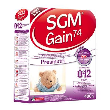 SGM Gain 74