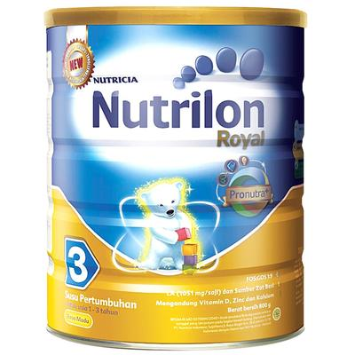 Nutrilon Royal 3 Pronutra+