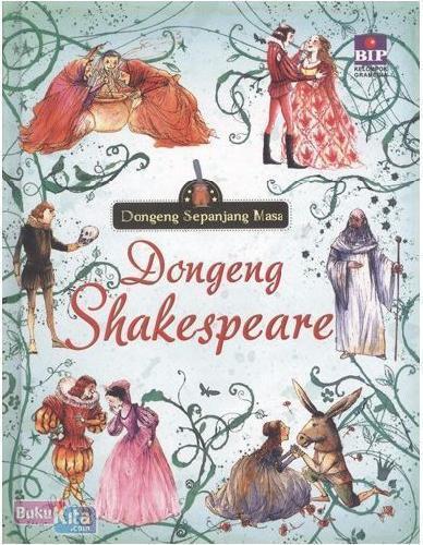 Review Buku Seri Dongeng Sepanjang Masa: Dongeng Shakespeare
