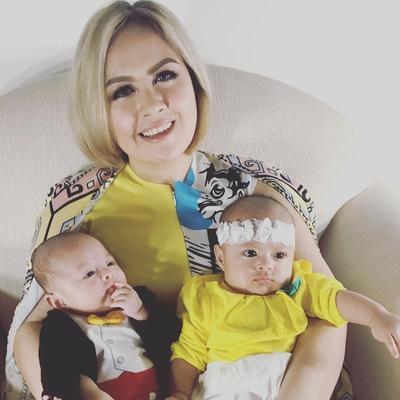 Kilas Balik Perjuangan Artis Cantik Cynthia Lamusu Mendapatkan Anak Lewat Program Bayi Tabung