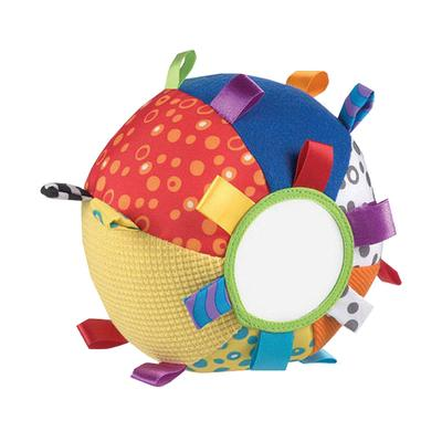 1. Playgro My First Loopy Loop Chime Ball