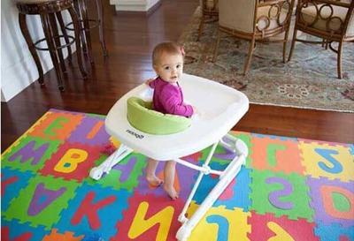 Push Baby Walker Lebih Disarankan Untuk Bayi