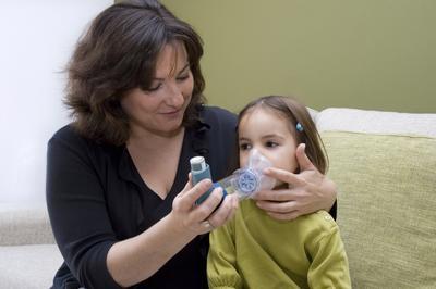 Mengatasi Asma Pada Anak