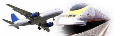 Pesawat Atau Kereta Api