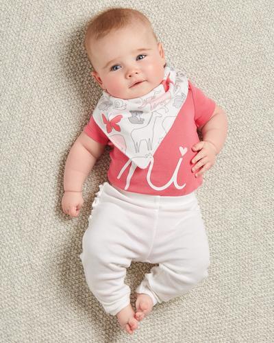 Dari Model Biasa Hingga Fashionable, Ini Dia Macam-Macam Celemek Bayi!