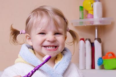 Oh, Ternyata Begini Urutan Pertumbuhan Gigi Anak