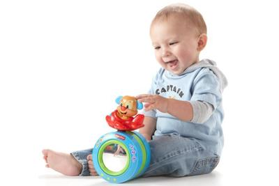 Moms, Ini Dia Mainan Yang Dapat Merangsang Bayi Merangkak