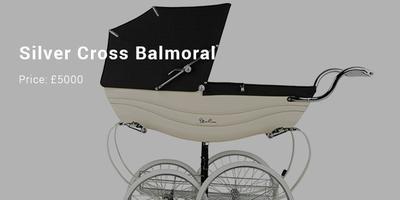 Silver Cross Balmoral