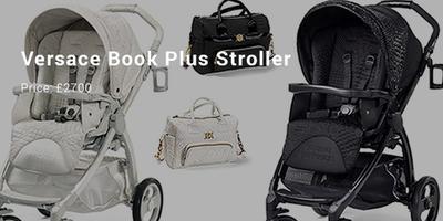 Versace Book Plus Stroller