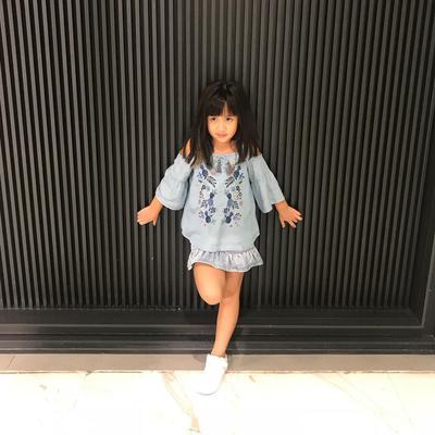 Masih Kecil Udah Kece, Ini Deretan Gaya Fashion Mikhayla Zalindra Bakrie yang Bikin Melting!