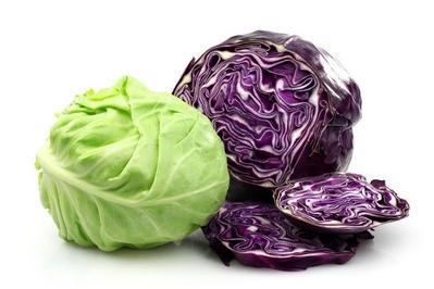 1) Sayur kubis atau kol
