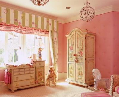 Tips Kamar Bayi Perempuan yang Lucu dan Cantik