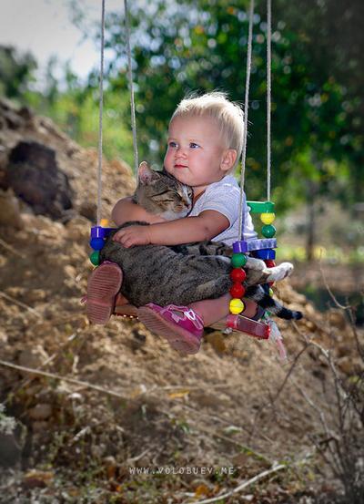 Tidak Hanya Menghibur, Hewan Peliharaan Juga Bermanfaat untuk Anak Lho!