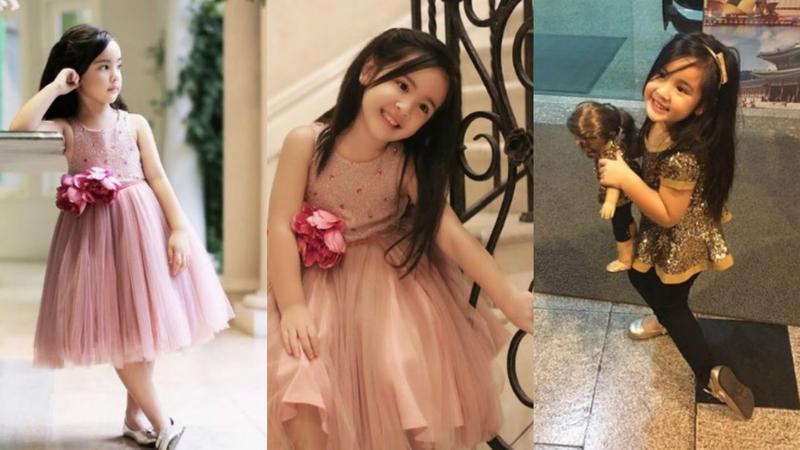Ini Dia  Anak Tercantik Di Indonesia Yang Super Imut Dan Menggemaskan Penasaran Life Mommyasia