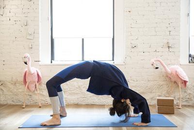 Psst... Ternyata Ini Manfaat Yoga untuk Kesuburan Wanita