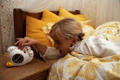 Waktu Tidur yang Tidak Tepat