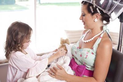Biasakan Anak dengan Kondisi Salon