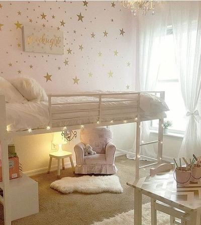 Desain Kamar Tidur Anak Perempuan Tomboy