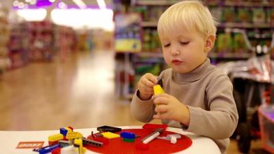 Lego Untuk Mengembangkan Keterampilan Spasial Anak