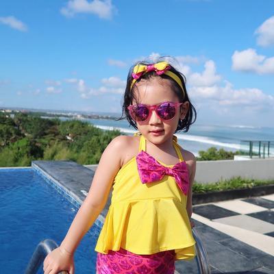 Gregetan, 4 Anak Artis Indonesia Paling Cantik Ini Benar-benar Bikin Gemas