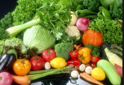 2. Makanan Sayur dan Buah