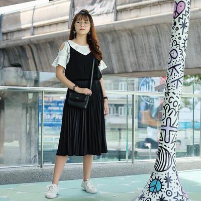 Hits! Ini 5 Fashion Style ke Kampus Ala Remaja Kekinian yang Wajib Kamu Contek