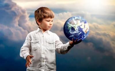 Benarkah Banyak Anak Lahir dengan Aura Indigo?