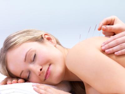 Akupunktur dan Pijat