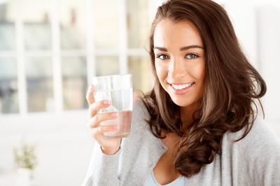 1. Perbanyak Minum Air