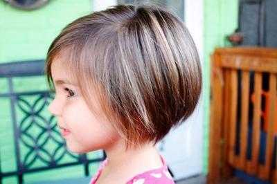 Duh Lucunya Ini Ide Gaya Rambut Pendek Anak Perempuan Usia - Gaya rambut anak perempuan umur 12 tahun