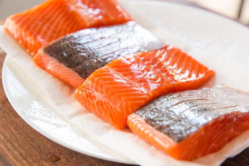 Moms Ini Dia Rekomendasi Resep Mpasi Salmon Yang Enak Dan Praktis