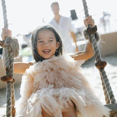Intip Yuk Fashion Style Kiyomi Bachdim yang Super Keren Ini!
