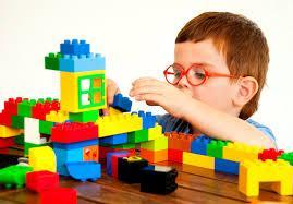 Pola Blok untuk Anak